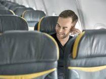 Пассажир самолета оказался единственным на борту