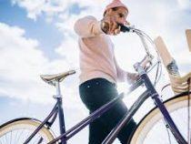 Велосипед сделали из кофейных капсул