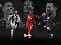 УЕФА назвал трёх претендентов на звание игрока года