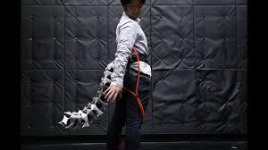 Механический хвост для людей создали японские учёные