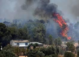 Из-за лесных пожаров наиспанском острове Гран-Канария идет массовая эвакуация