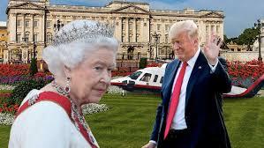 Британская королева пожаловалась  наДональда Трампа