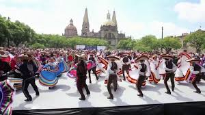 Вмексиканской Гвадалахаре установлен новый мировой рекорд поисполнению народного танца