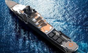 ВРумынии спустили наводу самую большую вмире яхту