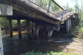 ВТурции из-за проливных дождей частично разрушился мост