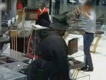 Элитный ювелирный магазин ограбили в Нью-Йорке