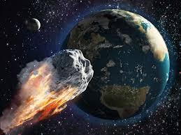 Астероид размером спирамиду Хеопса пролетит сегодня мимо Земли