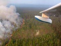 Для борьбы с лесными пожарами в Сибири искусственно вызовут дожди