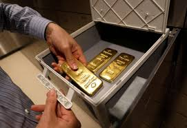 Поддельные золотые слитки на сумму 50 млн долларов появились на мировом рынке