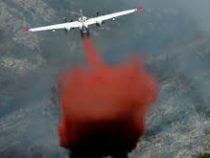 Наюге Франции разбился самолет, который тушил крупный лесной пожар