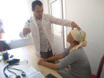 Мобильные клиники продолжают работать в регионах страны