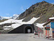 Движение через тоннель им. Кольбаева на трассе Бишкек – Ош ограничат