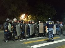 МВД выясняет, кто стоит за беспорядками в Бишкеке