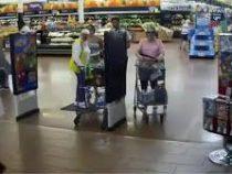 Дикая поездка по супермаркету закончилась для водителя арестом