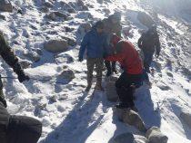 В Чон-Алае найдено тело пропавшего альпиниста из России