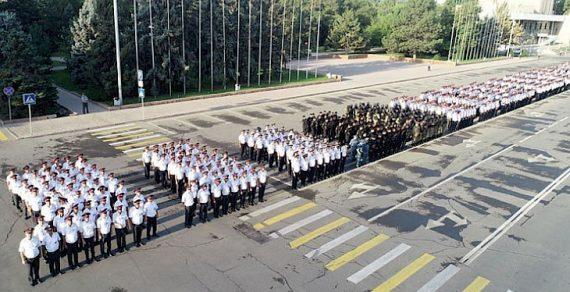 31 августа порядок по всей стране  обеспечат свыше 7 тысяч милиционеров