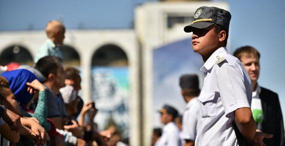 Милиция Чуйской области перейдет к повышенной степени боевой готовности