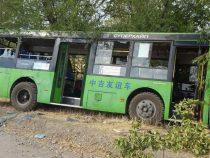 Ущерб автобусному парку от беспорядков составил более 2 миллионов сомов