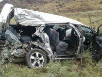 В результате ДТП на трассе Бишкек-Ош погибли четыре человека