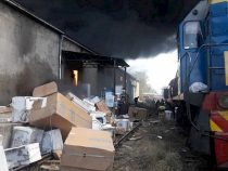По произошедшим в Бишкеке пожарам начато досудебное производство