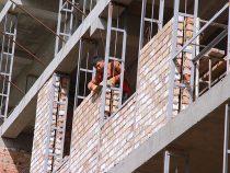 В Нарыне строят дом для сотрудников прокуратуры