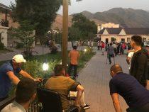 В Кой-Таше продолжается спецоперация по задержанию Алмазбека Атамбаева
