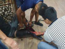 Раненые в селе Кой-Таш еще не поступили в больницы