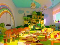 Правительство поможет устроить в детские сады детей из малоимущих семей