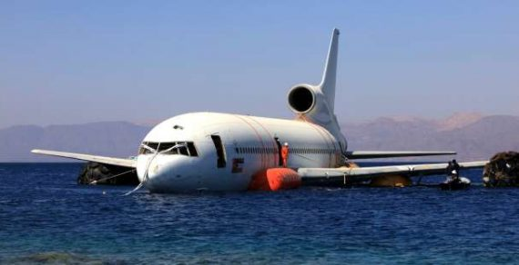 Подводный музей в Акабе получил новый экспонат