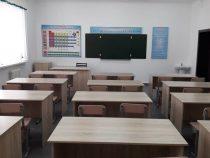 В 14 школах Панфиловского района проведен капитальный ремонт