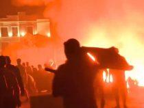 В больницы  после штурма дома Алмазбека Атамбаева доставлены 15 человек