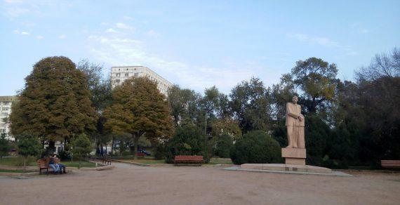 В столице планируют благоустроить сквер имени Горького