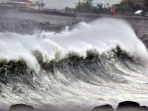 Тайфун «Байлу» погрузил под воду несколько провинций Китая