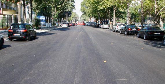 Улицу Токтогула вБишкеке открыли для проезда транспорта