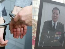 Задержан подозреваемый в убийстве полковника Усенбека Ниязбекова