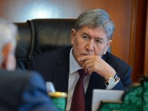 Бывшего президента Атамбаева доставили к следователям