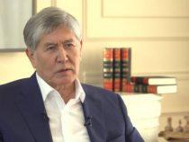 Экс-президент Алмазбек Атамбаев задержан