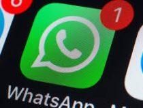 В WhatsApp можно войти с помощью отпечатка пальца
