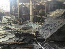 Пожар на Дордое тушат до сих пор
