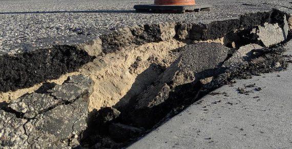 На территории Кыргызстана произошло землетрясение магнитудой 5.4