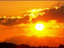 Конец лета в Бишкеке будет жарким