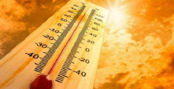В Бишкеке 19 июлястало самым жарким днем текущего года