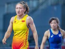 Айсулуу Тыныбекова завоевала лицензию на Олимпиаду-2020