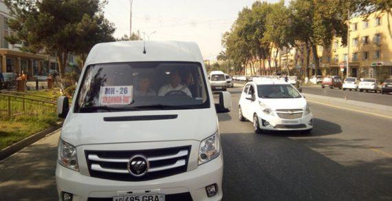 Между городами Ош и Андижан начали курсировать микроавтобусы