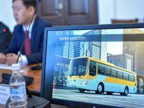 Мэрия Бишкека намерена поэтапно заменить маршрутки на автобусы