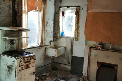 В Британия продают дом за  90 сомов