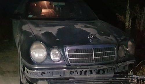В Бишкеке водитель сбил женщину с двумя детьми
