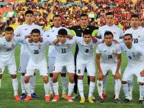 Сборная КР по футболу спустилась на две строчки в рейтинге ФИФА