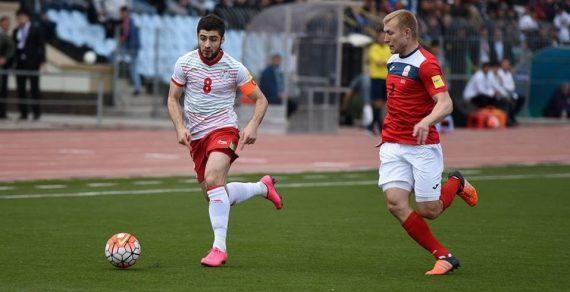 ЧМ по футболу: Сегодня сборная Кыргызстана сыграет с Таджикистаном