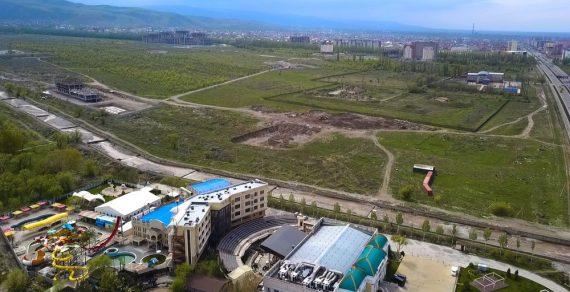 В Бишкеке появится «Спортивный городок»
